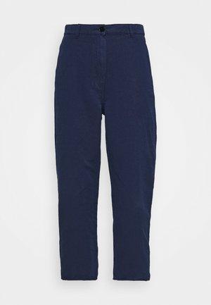 CHINO - Pantalones - blue