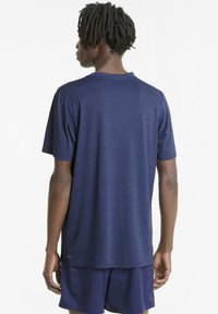 Puma - FAVOURITE HEATHER - Sports shirt - elektro blue heather - 2