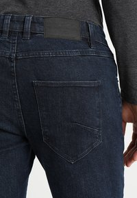 Solid - JOY  - Slim fit jeans - blue denim - 4