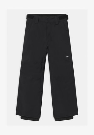 ESTATE UNISEX - Snow pants - true black