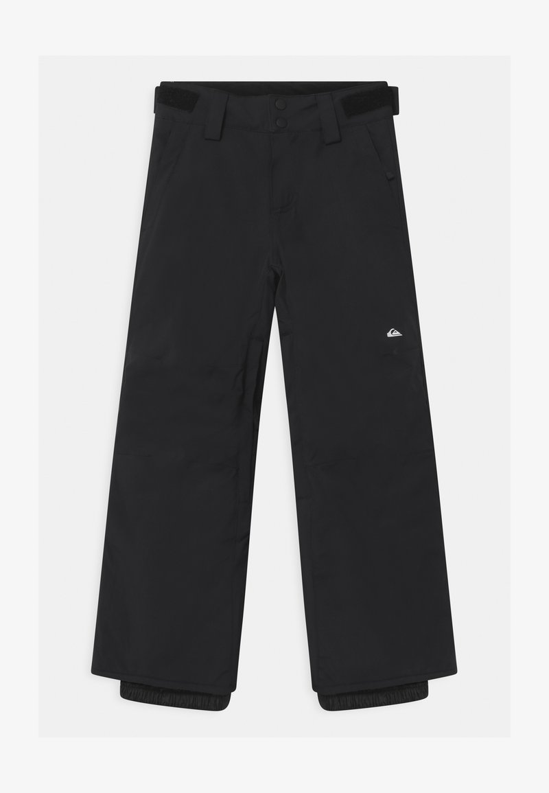 Quiksilver - ESTATE UNISEX - Snow pants - true black