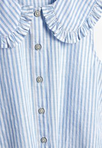 Next - Button-down blouse - blue - 3