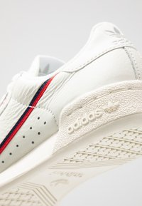 adidas Originals - CONTINENTAL 80 - Trainers - white tint/offwhite/scarlet - 8