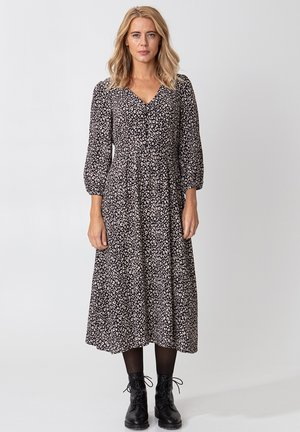 ZUDORA - Shirt dress - black