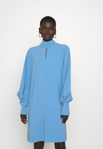 VITTORIA DRESS - Cocktail dress / Party dress - cadet blue