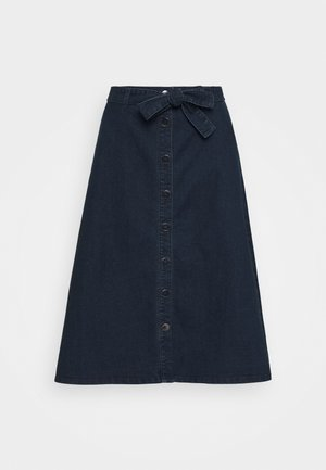 DENIMA SKIRT - A-line skirt - denim dark ocean