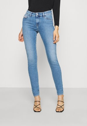 SLANDY - Jeans Skinny Fit - denim blue