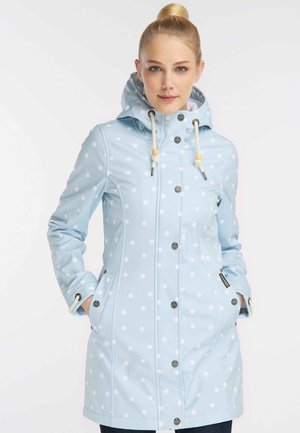 Parka - light blue
