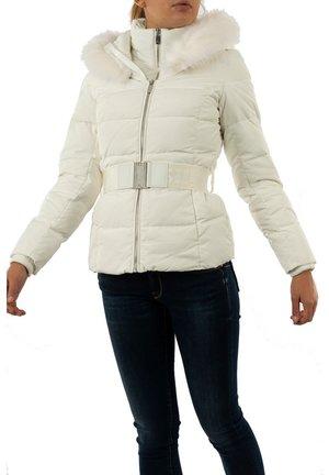 Winter jacket - blanc