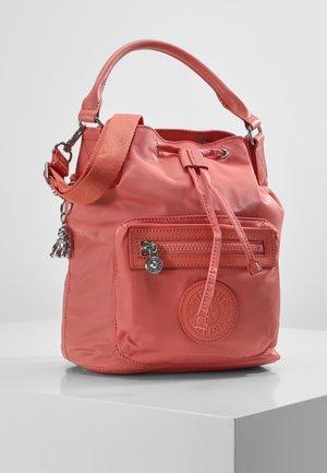 Rucksack - coral pink