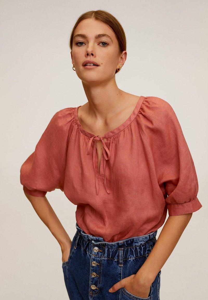 Mango - SANTA - Bluser - rosa