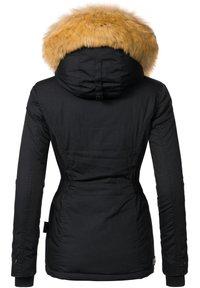 Navahoo - LAURA - Winter jacket - schwarz - 1