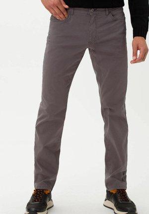 STYLE COOPER FANCY - Jeans Straight Leg - grau