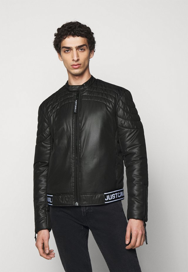 KABAN - Lehká bunda - black