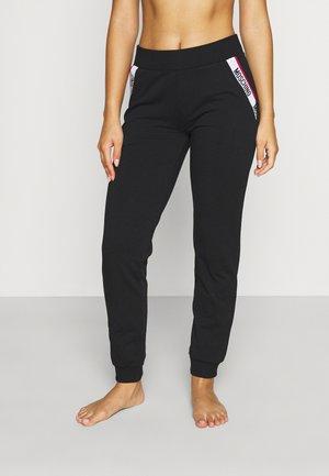 HOME PANTS - Pyjama bottoms - black