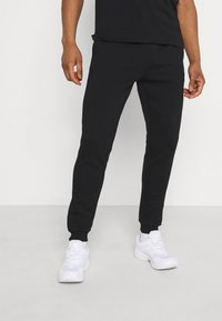 Only & Sons - ONSCERES LIFE PANTS 2 PACK - Träningsbyxor - black/grey - 3