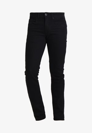 COPENHAGEN - Vaqueros slim fit - deep black