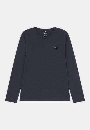 NKNFREY - Long sleeved top - dark blue