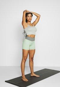 Cotton On Body - SO SOFT SHORT - Medias - watercrest marle/aloe marle - 1
