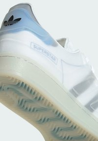 adidas Originals - SUPERSTAR FUTURESHELL - Trainers - white - 6