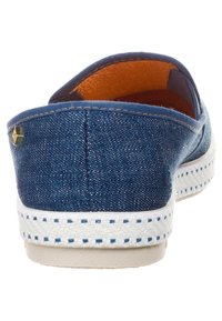 RIVIERAS - BLUE JEAN - Instappers - denim - 1