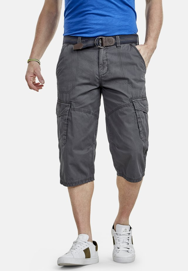 Shorts - rock grey