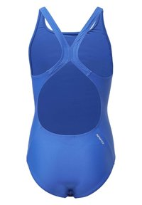 adidas Performance - SOLID FITNESS SWIMSUIT - Swimsuit - blue - 1