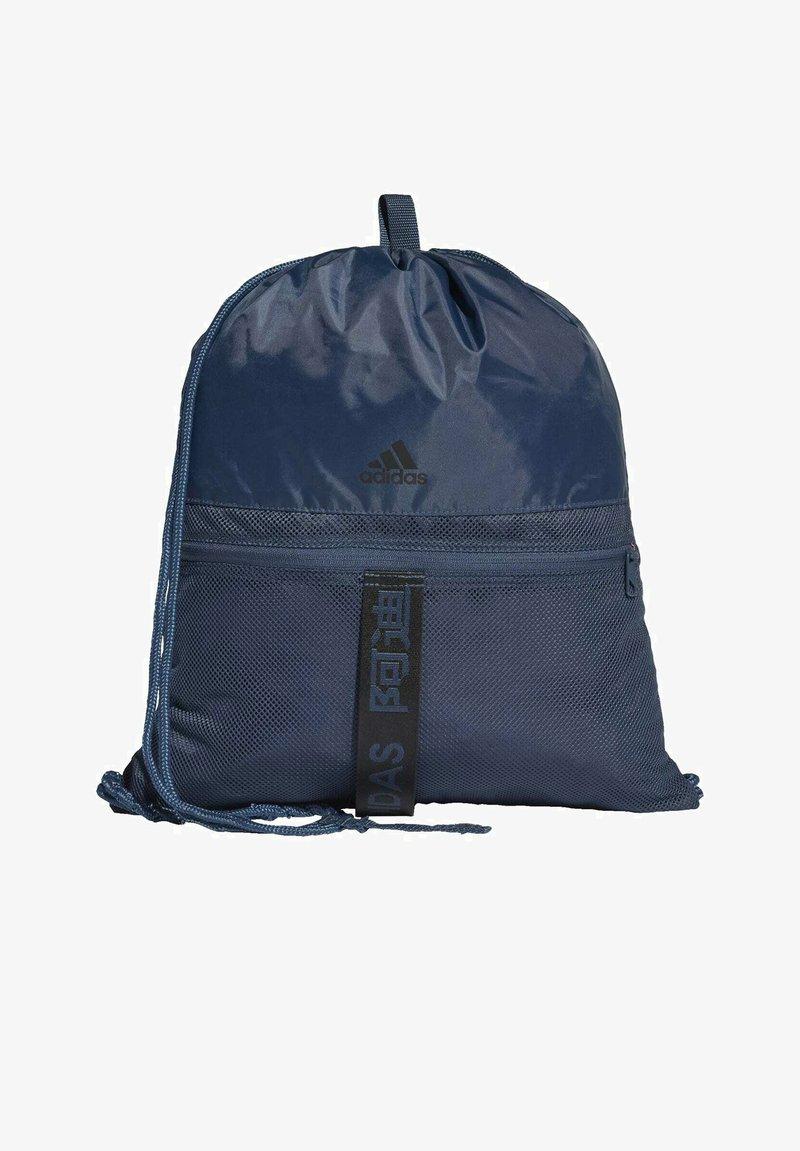 adidas Performance - Drawstring sports bag - blue