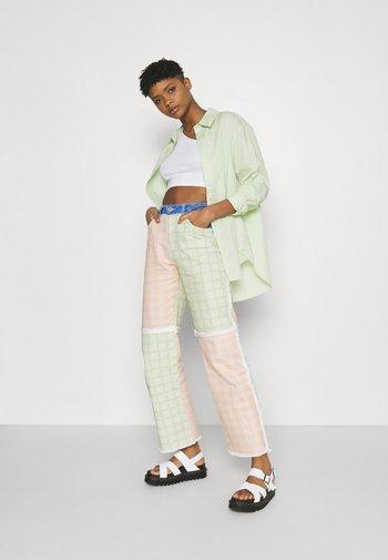 PITCH  - Jeans straight leg - multicolor
