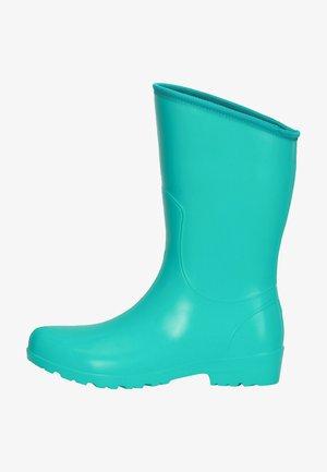 Regenlaarzen - turquoise
