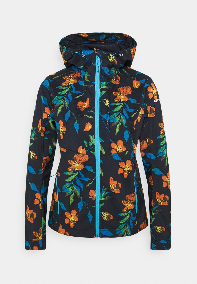 Icepeak - BELLEVILLE - Outdoor jacket - dark blue