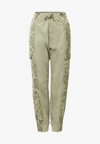 Desigual - Trousers - green - 4