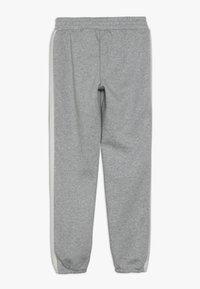 GAP - GIRL LOGO JOGGER - Pantalones deportivos - light heather grey - 1