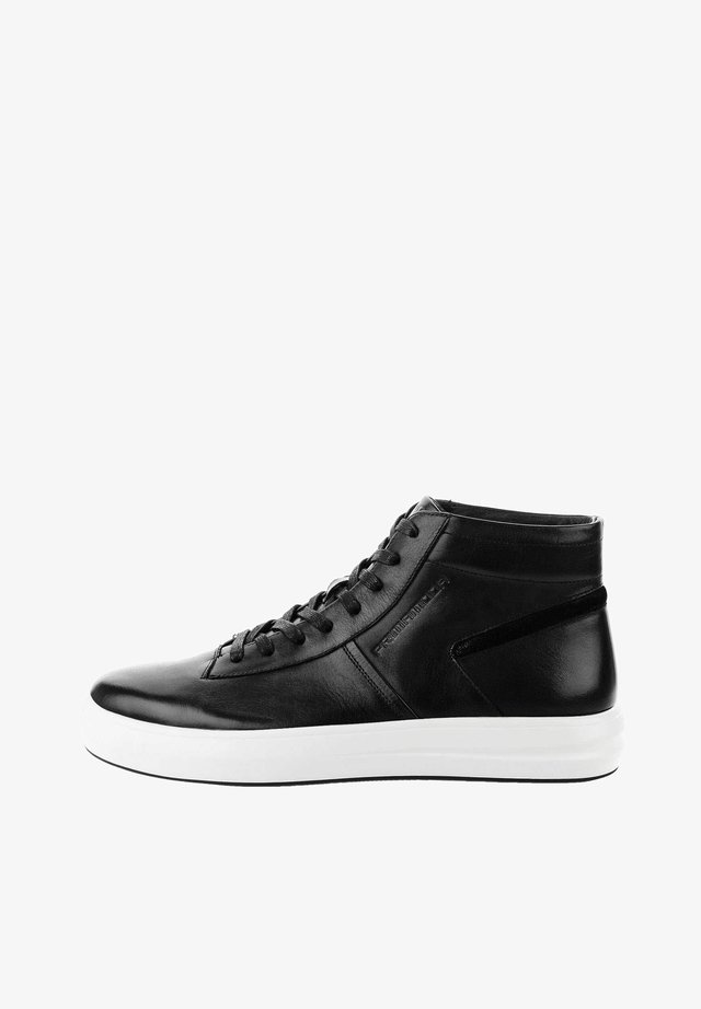 AVIGNA - Sneakers hoog - black