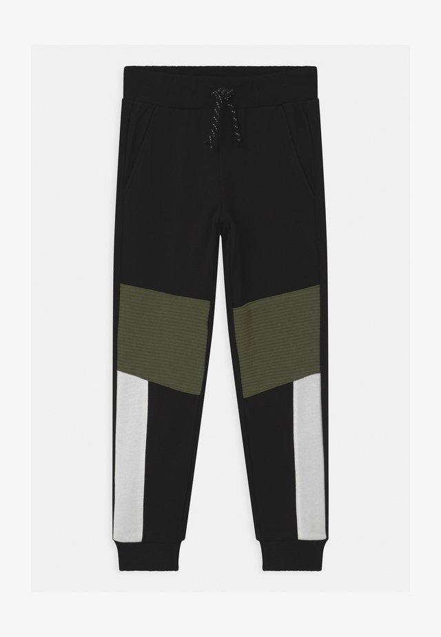 MINI STREET CUT - Træningsbukser - black