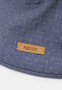 pure pure by BAUER - MINI SONNE UNISEX - Hat - indigo - 4