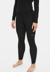 The North Face - W EASY TIGHTS - Leggings - tnf black - 0