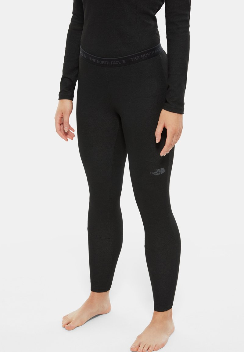 The North Face - W EASY TIGHTS - Leggings - tnf black