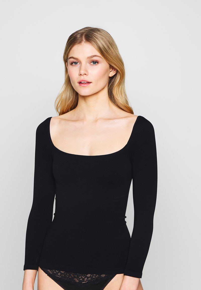 Free People - Hemd - black