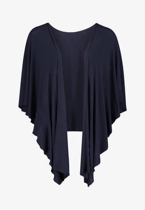Cape - dunkelblau