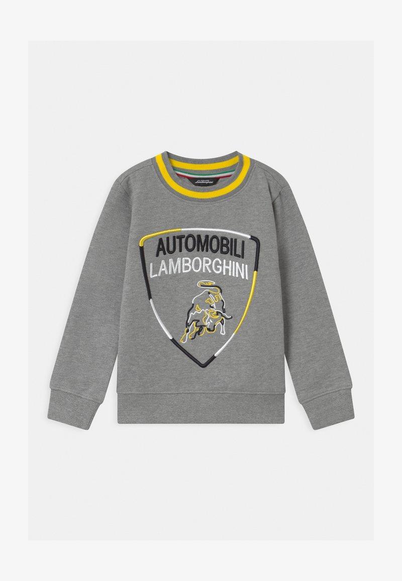Automobili Lamborghini Kidswear - SHIELD - Sweater - grey antares