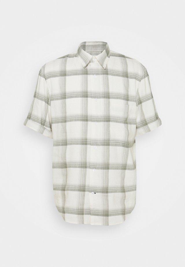 PLAID - Shirt - white/multi