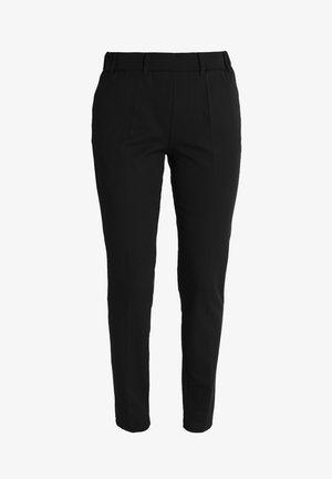 RONIE PANTS - Trousers - black deep
