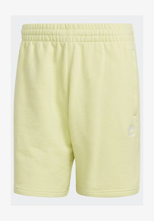 ESSENTIAL UNISEX - Shorts - yellow tint