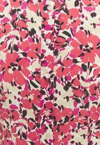 Soaked in Luxury - SLINDIANA RAFINA  - Shirt dress - multifloral cardinal - 2