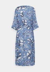 Kaffe - KAEKUA AMBER DRESS - Maxi dress - blue tone - 1