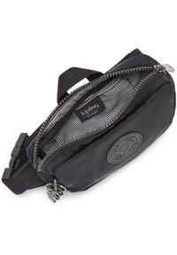 Kipling - ELEVATED - Bum bag - rich black - 3