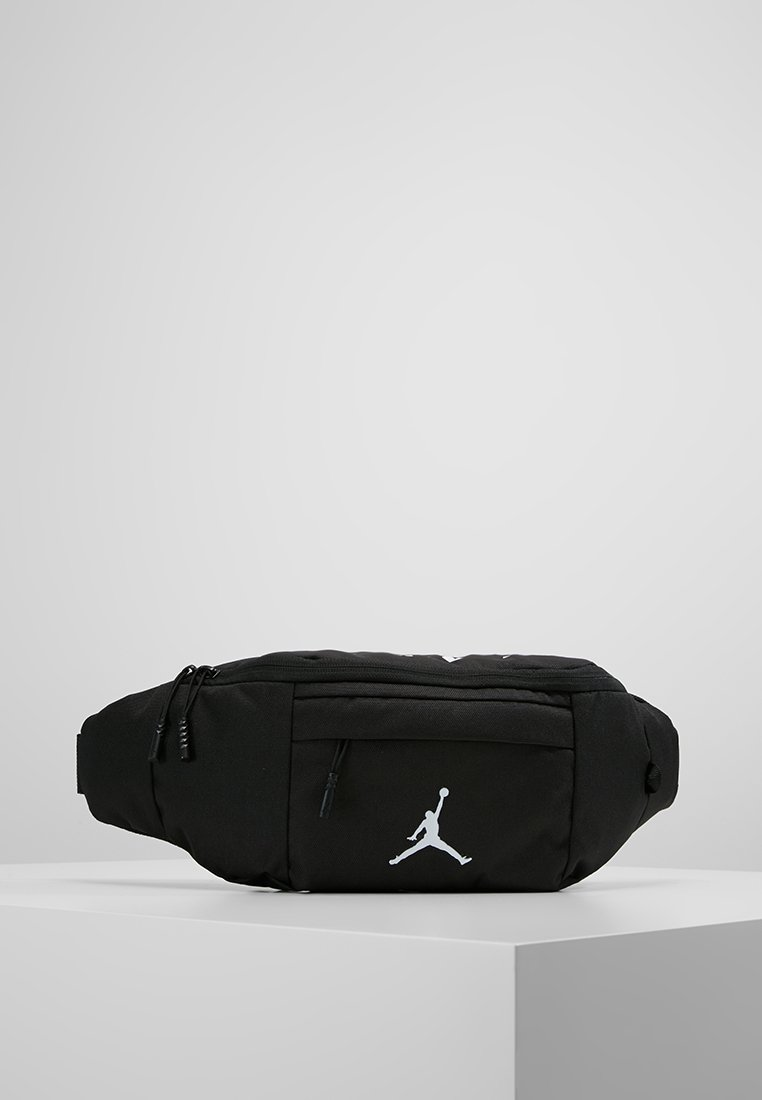 Jordan - JAN AIR CROSSBODY - Ledvinka - black