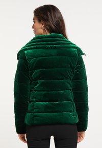 faina - Winter jacket - smaragd - 2