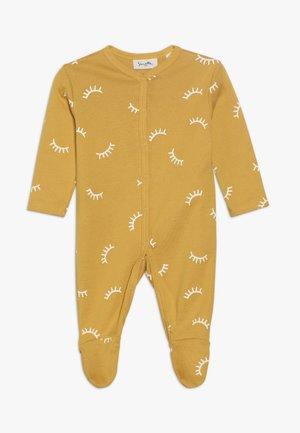 OVERALL ALLOVER BABY ZGREEN - Pyjama - yellow